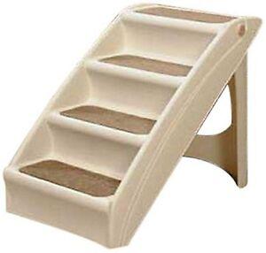 Solvit-PupSTEP-Plus-Pet-Stairs-Dog-Cat-Steps-SHIPS-FREE