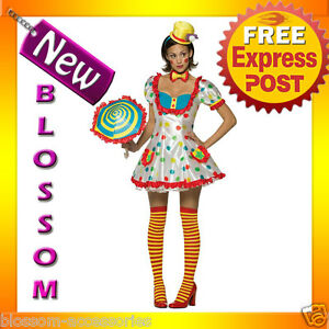 C327-Clown-Cosplay-Anime-Circus-Jester-Fancy-Dress-Halloween-Ladies-Costume