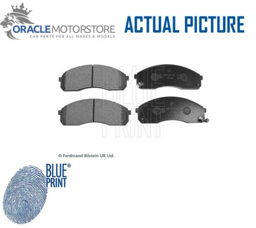 NEW BLUE PRINT FRONT BRAKE PADS SET BRAKING PADS GENUINE OE QUALITY ADG04236