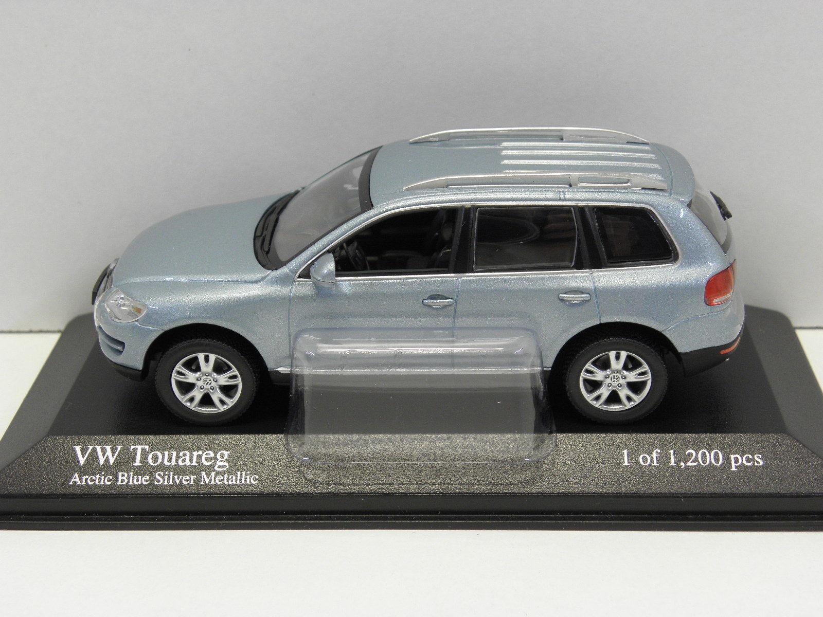 MINICHAMPS 400056000 sammelmodell VW Touareg 2006 m .1  43
