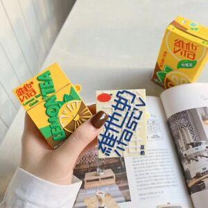 For Apple Airpods 1 2 Pro 3 Charging Case Vitasoy Lemon Tea Drink Earphone Cover Ebay