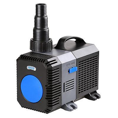 TTSunSun 16000l/h140W SuperEco Fish Pond Pump submersible filter pumps CTP-16000