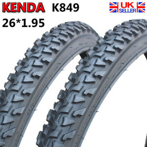 KENDA K849 27TPI 40-65PSI Bicycle Tyre 26*1.95 inch MTB Bike Cross-Country Tires