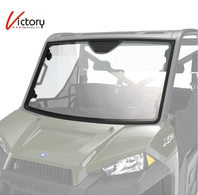 2882191 Polaris Ranger Lock And Ride Full Glass Windshield For Sale Online Ebay