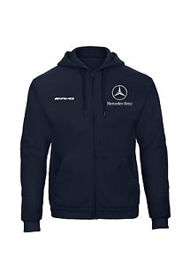 Mercedes benz hoodie amg automotive racing dtm for Mercedes benz sweater