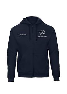 Mercedes benz hoodie amg automotive racing dtm for Mercedes benz hoodie