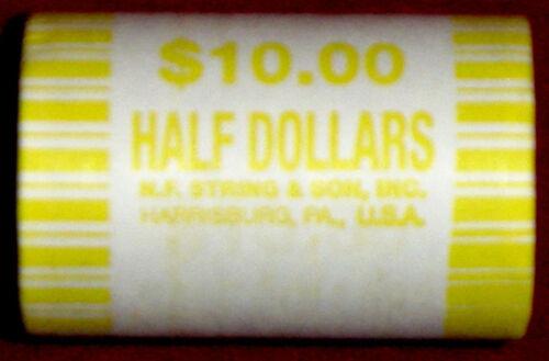 Kennedy Half Dollars N.F Possible Silver? circulated - L@@K String Roll