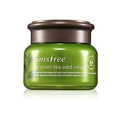 *Innisfree* The Green Tea Seed Cream  50ml  Moisture and Nutrition