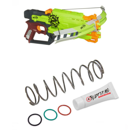 Modification Upgrade 5KG Spring forNerf Zombie Crossfire Bow Blasters Dart Toy