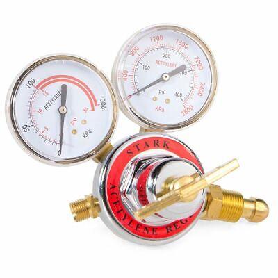 Gas Regulator Welding Cutting Torch Pressure Gauge Fits Victor Brass CGA 510//540