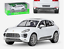 miniature 4 - Welly-1-24-Porsche-Macan-Diecast-Model-Sports-Racing-Car-Toy-NEW-IN-BOX-White
