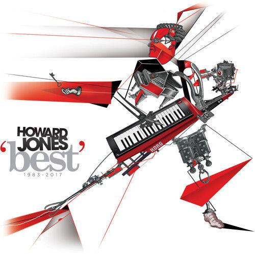 Howard Jones - Best: 1983-2017 [New CD] UK - Import