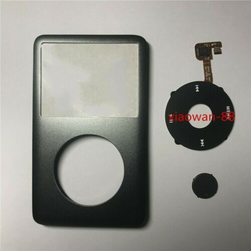 Black Faceplate Housing Case Clickwheel for iPod 6//7th Classic 80GB 120GB 160GB