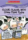 Click Clack Moo Cows That Type More Fun on Farm 0767685231586 DVD Region 1