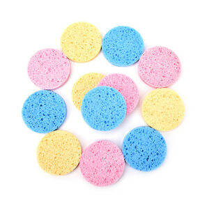 4Pcs-Natural-Wood-Fiber-Facial-Cleansing-Sponges-Face-Mask-Removal-Sponge-AU