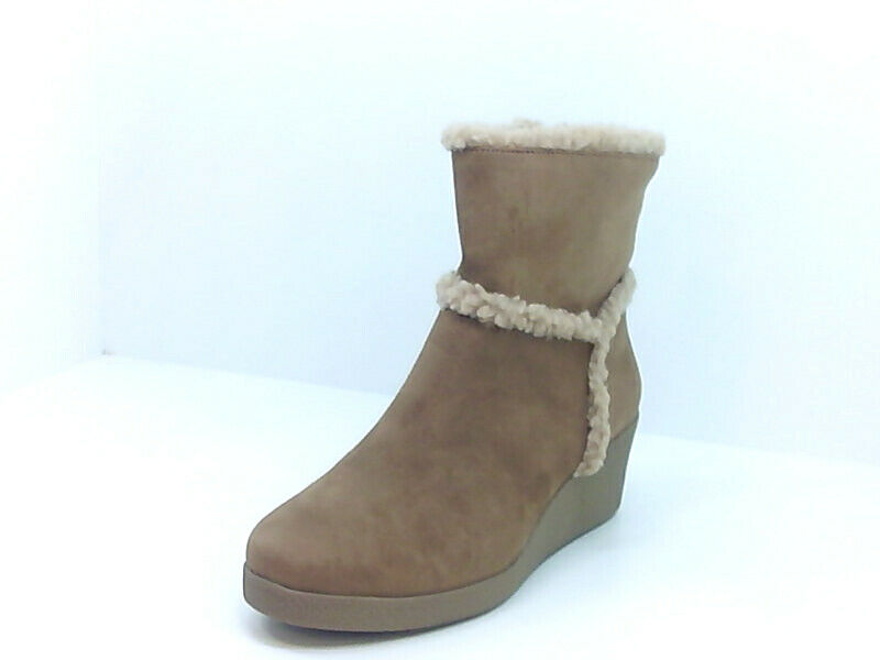 Style & Co. Womens Boots LYG5B, Brown, Size 5.5 US / 3.5 UK