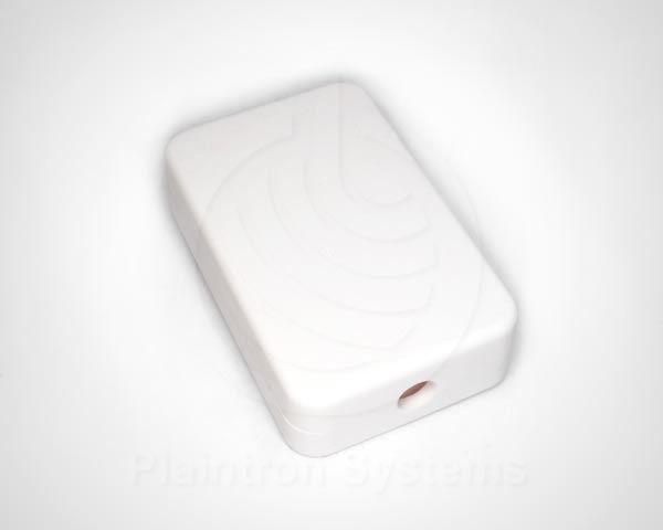 Kunststoffgehäuse weiß/schwarz Mini-Gehäuse Schalter, Sensoren, PCB 35x15x55mm