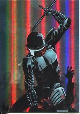 The Walking Dead Comics Series 2 Parallel Foil Base Card #27