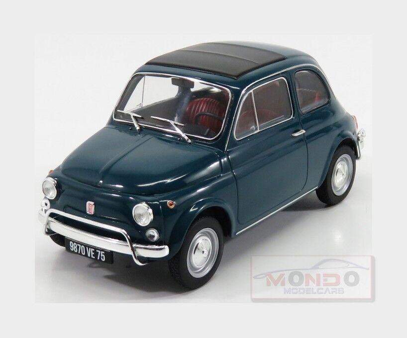 Fiat 500L 1968 bleu NOREV 1 18 NV187770