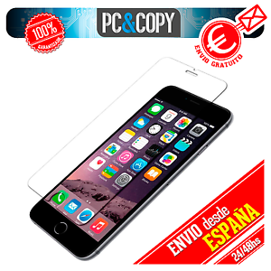 Cristal templado protector pantalla para iphone 6 4,7' PREMIUM 0,3mm 9H iPhone6