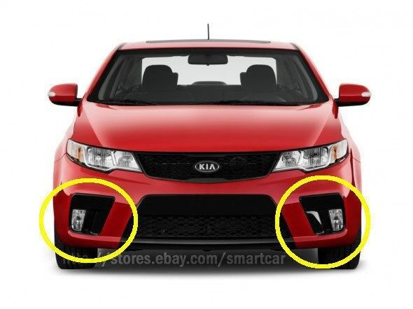 Fog Lamp Cover Wire Harness For 2010