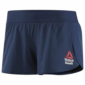 0e7ee38cc8 Image is loading Reebok-CrossFit-Games-Ass-To-Ankle-Short-Navy