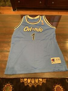 VINTAGE-Orlando-Magic-Anthony-Hardaway-champion-NBA-basketball-jersey-Youth-XL
