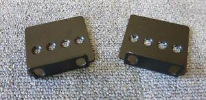 Genuine-APC-870-5980-Pair-Of-1U-PDU-Heavy-Duty-Mounting-Brackets-No-Screws