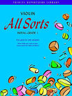 Violin All Sorts: Initial, Grade 1: Violin Part by Faber & Faber (Paperback / softback, 2003)