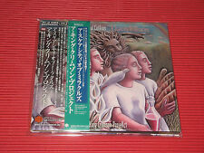 KING CRIMSON PROJEKCT Scarcity Of Miracles JAPAN MINI LP  K2HD HQ CD + DVD