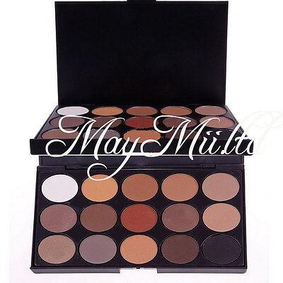 15 Color Warm Eyeshadow Makeup Cosmetics Eye Shadow Palette Practical Sales Y