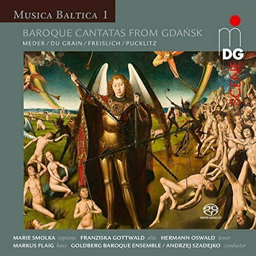 Goldberg Baroque Ensemble-Baroque Cantatas From Gdansk CD NEUF