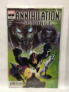 Annihilation-Scourge-Alpha-1-NM-1st-Print-Marvel-Comics