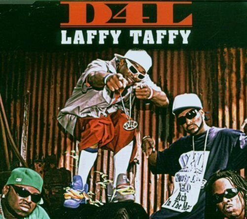 D4L Laffy taffy (2006) [Maxi-CD]