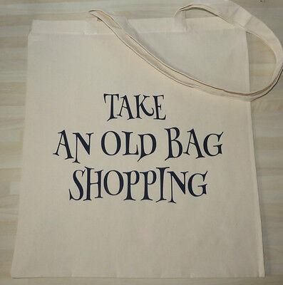 Tote Bag Reusable Large Cotton Bag Supermarket Shopping Bag Novelty Bag