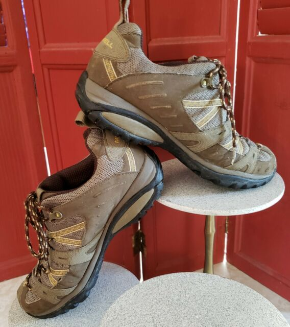 f8f88576f80 MERRELL Womens Sz 8.5M Siren Sport Gore-Tex XCR/Brindle Trail Hiking Shoes  VGUC