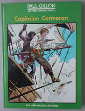 PAUL GILLON  ** OEUVRES COMPLÈTES TOME 1. CAPITAINE CORMORAN **  EO 1983 TBE