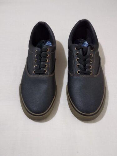 sneaker taglia scarpe nere 10 Uk Nuove 87zqx