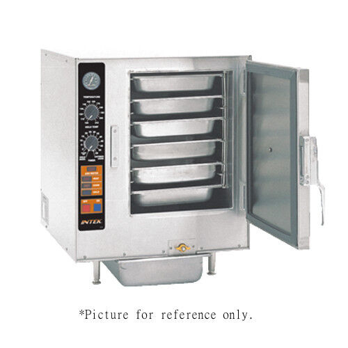 Groen Intek Commercial Convection Steamer Xs-208-8-3 3 Phase | eBay