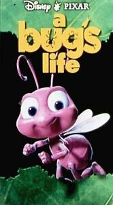 A Bugs Life Vhs 1999 For Sale Online Ebay