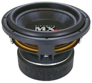 Hifonics-Maxximus-WOOFER-mxs-12d2-Puissance-1500-3000-Watts-categorie-B