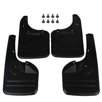 Set Of 4 Mud Flaps Splash Guards For Toyota Hilux Vigo 2005-2012 Front And Rear