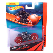 NEW HOT WHEELS  MOTO Track Stars Tranz-Blaster High Speed Toy Bike
