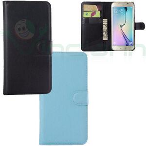Custodia-BOOK-eco-pelle-per-Samsung-Galaxy-S6-Edge-Plus-G928F-martellata-stand