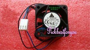 1pc Delta  EUB0412MD fan 40*40*20mm 3pin 12V 0.10A