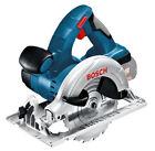 Bosch Akkuhandkreissäge GKS 18 V-li Professional blau
