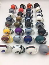 Mini NFL Football Helmets Collectible Complete Set of All 32 Teams Great