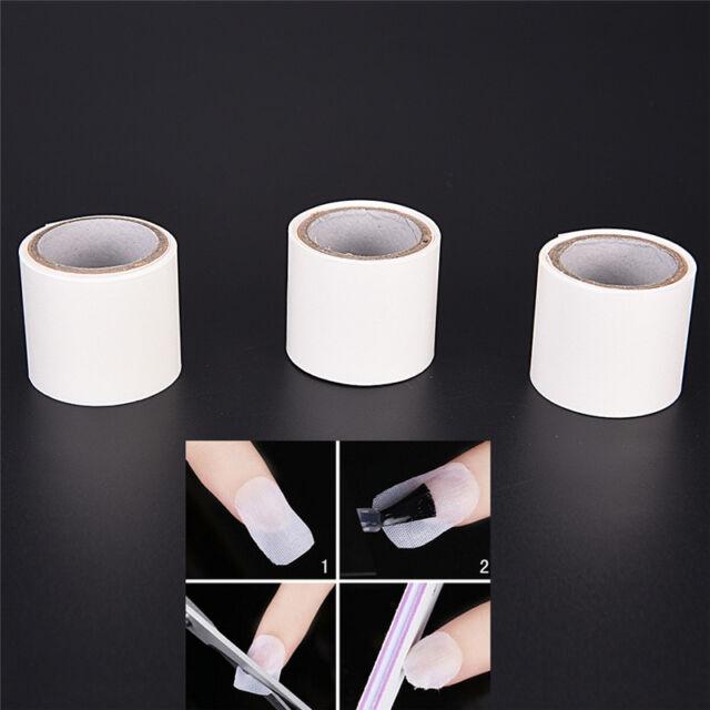 Nail Art Silk Wrap Extension Nail Repair Self Stick Tool With Dispenser Box