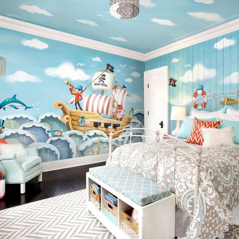 3D Sea voyage 575 WallPaper Murals Wall Print Decal Wall Deco AJ WALLPAPER