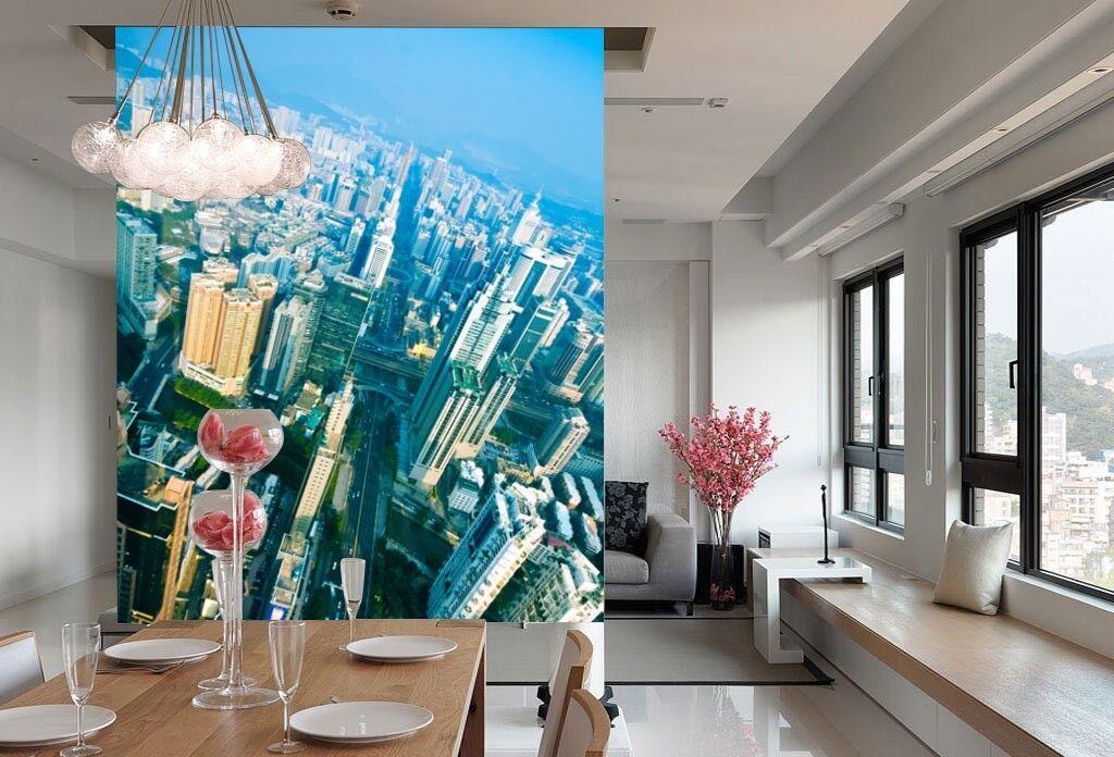 3D Modern Buildings 75 Wall Paper Murals Wall Print Wall Wallpaper Mural AU Kyra
